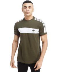 adidas Originals - Hamburg T-shirt - Lyst