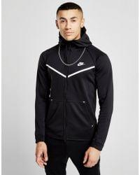 Nike - Tech Poly Hoodie - Lyst