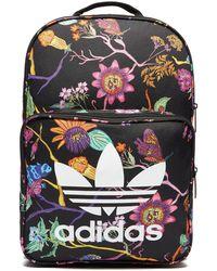 adidas Originals - Classic Print Backpack - Lyst