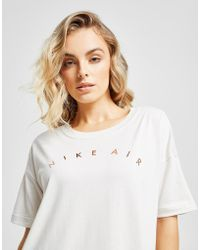 Nike - Air Short Sleeve T-shirt - Lyst