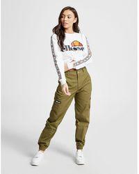 Ellesse - Cargo Trousers - Lyst