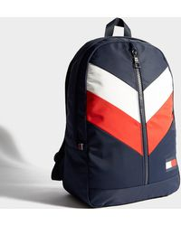 Tommy Hilfiger - Tommy Chevron Backpack - Lyst