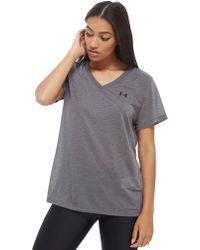 Under Armour - Threadborne T-shirt - Lyst