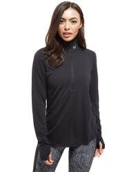 Under Armour - Threadborne Striker 1/2 Zip Top - Lyst