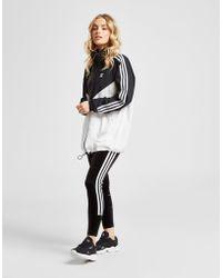 adidas Originals - 3-stripes Velvet Leggings - Lyst