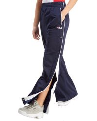 Fila | Popper Trousers | Lyst
