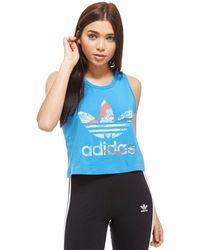 Adidas Originals Mujer Tops sin mangas y de 20 pagina 24
