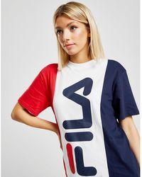 Fila Panel Boyfriend T-shirt