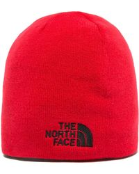 The North Face - Reversible Beanie - Lyst