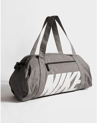 e0b97861526 Nike Gym Club Duffle Bag in Orange - Lyst