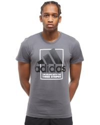 adidas - Country T-shirt - Lyst