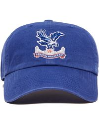 47 Brand - Crystal Palace Fc Clean Up Cap - Lyst