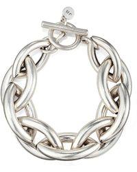Jenny Bird - Sloane Bracelet - Chunky Links - Lyst