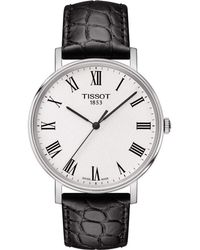 Tissot - T109.410.16.033.01 Everytime Medium Watch 38mm Stainless Steel - Lyst