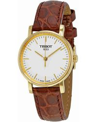 Tissot - Everytime White Dial Ladies Watch T109.210.36.031.00 - Lyst