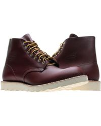 Red Wing - Red Wing Heritage 6 Inch Classic Round - Lyst