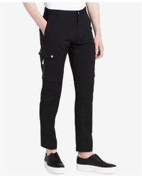 Calvin Klein - Modern Casual Cargo Pants - Lyst