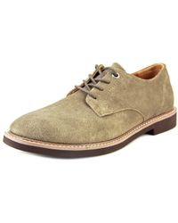 615e2648f18ba6 Tommy Hilfiger - Seaside Round Toe Suede Oxford - Lyst