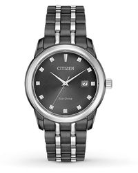 0f7590375 Citizen - Bm7348-53e /silver Stainless Steel Corso Eco-drive Watch - Lyst