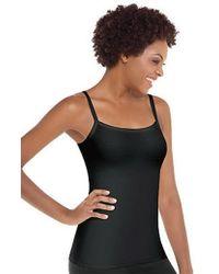Spanx - Spoil Me Cotton Tummy Slimming Camisole Adjustable Straps 2104 Qvc A232681 - Lyst