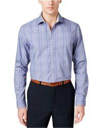 CALVIN KLEIN 205W39NYC - Men's Infinite Cool Plaid Shirt - Lyst