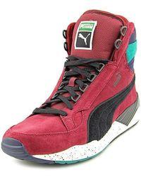 936ce5aa3bda PUMA - Trinomic Xs 850 Mi Burgundy Basketball Shoe - Lyst