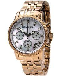 Michael Kors - Mk5026 Ritz Watch - Lyst
