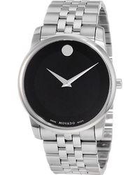 Movado - Womens Linio Watch - Lyst