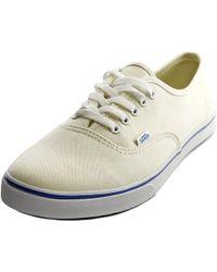 327fbb88397407 Lyst - Vans Unisex Authentic Lo Pro Tc Sneakers Cordovanvanice M9.5 W11