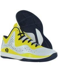 c29587ba8fce Lyst - Adidas Men s D Rose 8 Basketball Shoe in White for Men