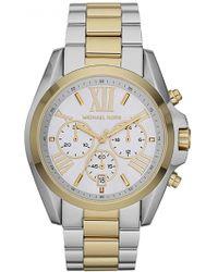 Michael Kors - Mk5627 Bradshaw Stainless Steel Watch - Lyst