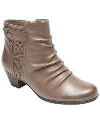 Rockport - Cobb Hill Abilene Ankle Boot - Lyst