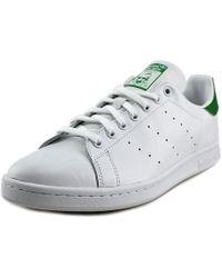 lyst adidas stan smith uomini noi 12 scarpe bianche in bianco per gli uomini.
