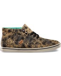 2474429c4f907c Vans - Camryn Slim Palm Camo Sneakers 5 - Lyst