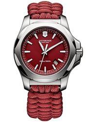 Victorinox - Swiss Army I.n.o.x. Paracord 241744.1 Quartz Watch - Lyst