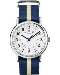 Timex - Weekender Watch - Lyst