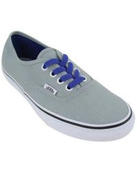 86fee49aaa Lyst - Vans Authentic Lite Pop Pastel Ankle-high Canvas ...