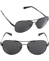 d4368af6ad Aéropostale Solid Waymax Sunglasses in Black