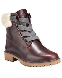 172268ee2eb9 Lyst - Timberland 6 Inch Premium Waterproof Leather Convenience ...