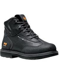 Timberland - Pro Internal Met Guard 6' Steel Toe Boot - Lyst