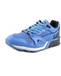 PUMA | Xt-1 Blur 1 Women Round Toe Synthetic Blue Tennis Shoe | Lyst