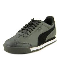 e53451bd019194 PUMA - Roma Citi Series Youth Us 5.5 Gray Sneakers - Lyst