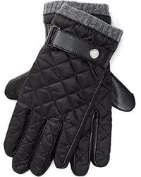 Lyst - Polo ralph lauren Quilted Racing Gloves in Brown for Men : quilted racing gloves - Adamdwight.com
