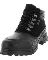 Fila - Weathertec Fashion Winter Boots Shoes Sz: 8 - Lyst