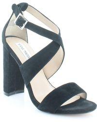 cbdbc54f08e Steve Madden - Christa Heels Black Size 9.5 M - Lyst