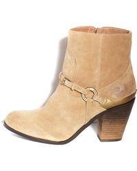 48fcbdf55b81 Charlotte Russe · Vince Camuto - Gregger Boots Bamboo - Lyst