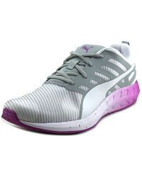 PUMA - Flare Graphic Women Us 6 Gray Sneakers - Lyst