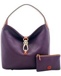 dfd8c6b522b79 COACH Belt Bag in Pink - Lyst