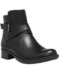 Rockport - Cobb Hill Caroline Ankle Boot - Lyst