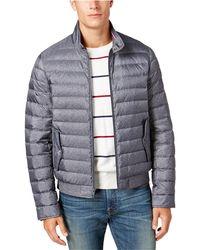 affb3b3c Lyst - Tommy Hilfiger Platinum Insulator Vest in Green for Men